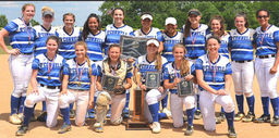 Softball Wins WCAC & State Crowns