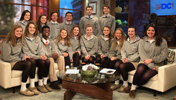 Students Share Superdance Story on WUSA9