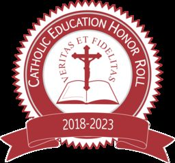 Bishop O'Connell Named to the Catholic Education Honor Roll
