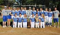 Softball Team Takes State Championship