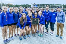 Girls XC Takes State Crown