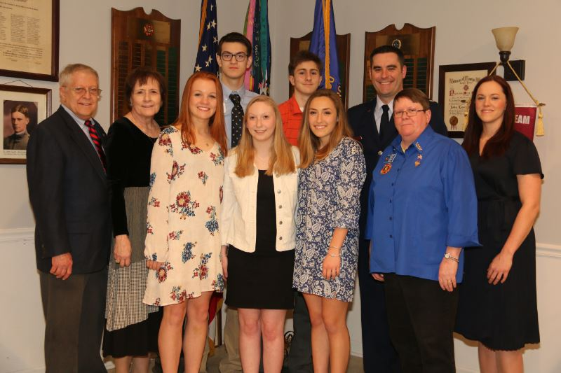 vfw essay citizenship in america The essay contest encourages young minds to examine america's history,  be  nominated for the smart/maher vfw national citizenship education teacher.