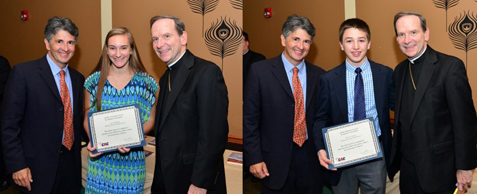 Catholic Athletes for Christ  Awardees