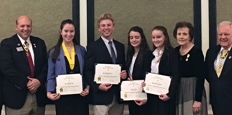 Speech Essay Contests Bishop Oconnell High School
